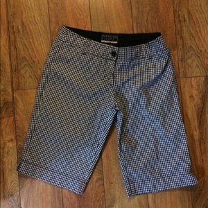 New York & Company Manhattan chino shorts